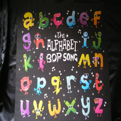 The Alphabet Bop Song