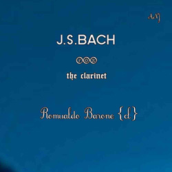 J.S.BACH for the clarinet