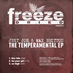 The Temperamental EP