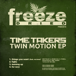 Twin Motion EP