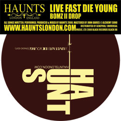 Live Fast Die Young (pic disc 7)