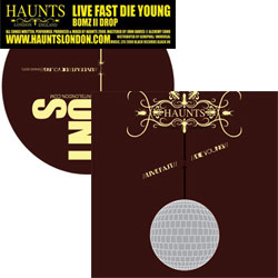Live Fast Die Young (Pic Disc and Gatefold offer)
