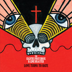 Love Turns To Hate (orange vinyl)
