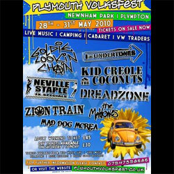 Plymouth Volksfest - Weekend adult ticket + Camping