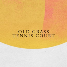 Old Grass Tennis Court