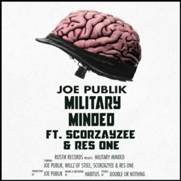 Military Minded ft. Scorzayzee & Res One